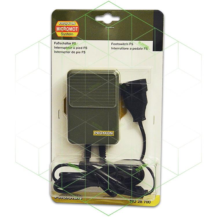Proxxon 28 700 Interrupteur Pie FS
